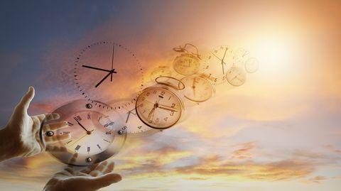 Tijd gaat sneller als je ouder wordt