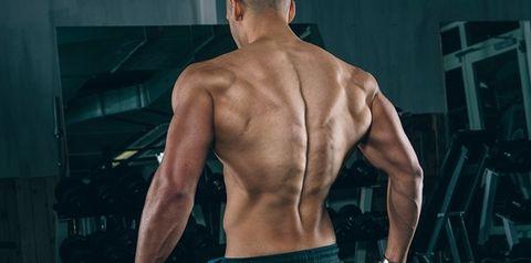 Dé training voor een bredere rug