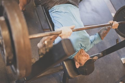 Barbell, Physical fitness, Weightlifting, Metal,