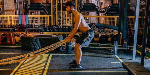 De vurige zaterdagmiddag-workout voor een snelle sportsessie