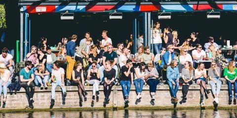Drankje Amsterdam