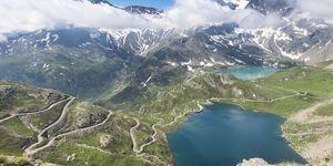 De zwaarste beklimmingen van Italie