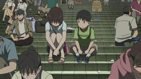 Anime, Cartoon, Snapshot, Black hair,