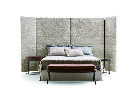Furniture, Sofa bed, Bed, Couch, studio couch, Wall, Room, Chaise longue, Beige, Table,