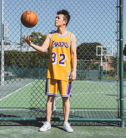 I Don't Like the Lakers or the Celtics, but I Love Their New Collaborative Gear