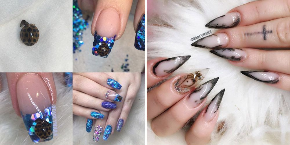 Best Nails of 2018 - Nail Polish Ideas & Nail Art