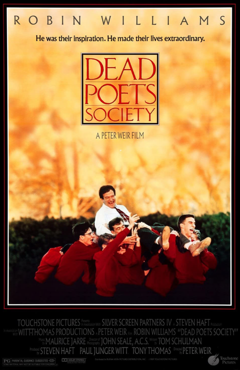 dead poets society best 80s movies