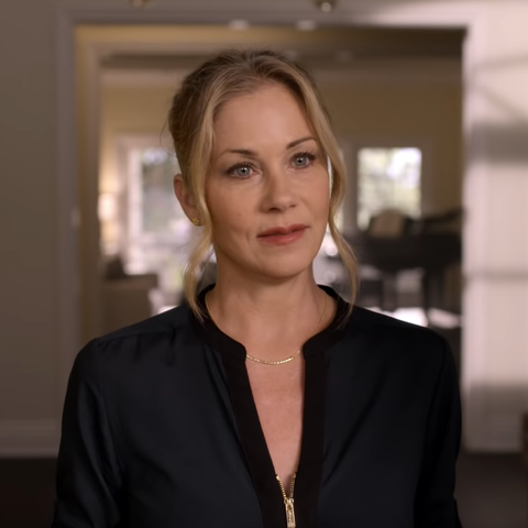The True Story Behind Christina Applegate's Double Mastectomy Scene in Netflix's 'Dead to Me'