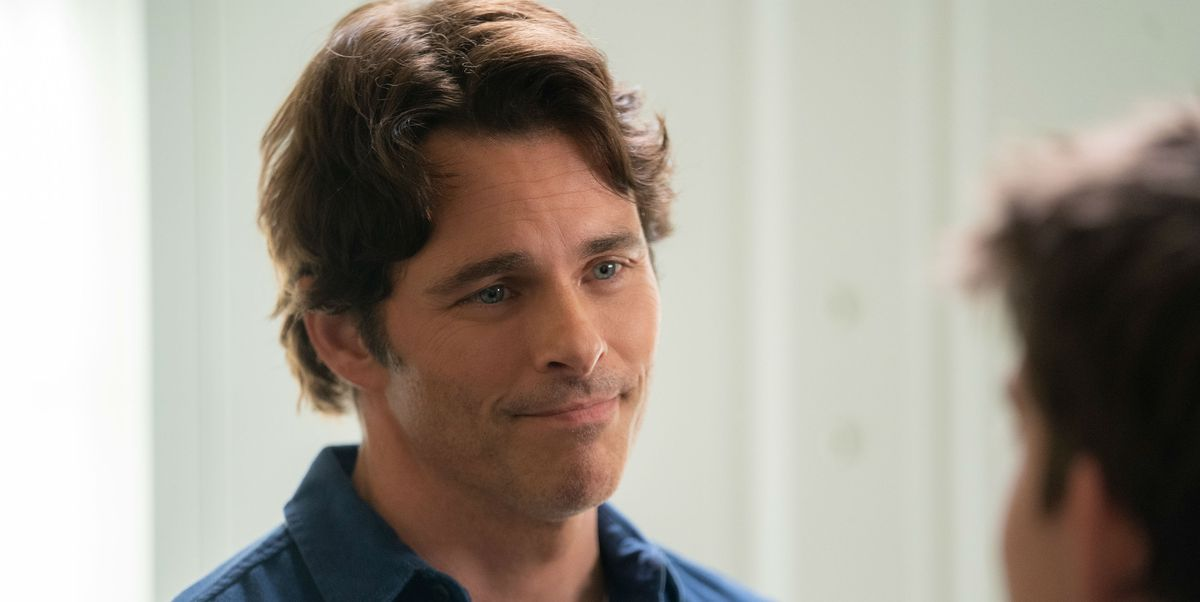 "Dead to Me's James Marsden worried season 2 could be ""a massive failure"""