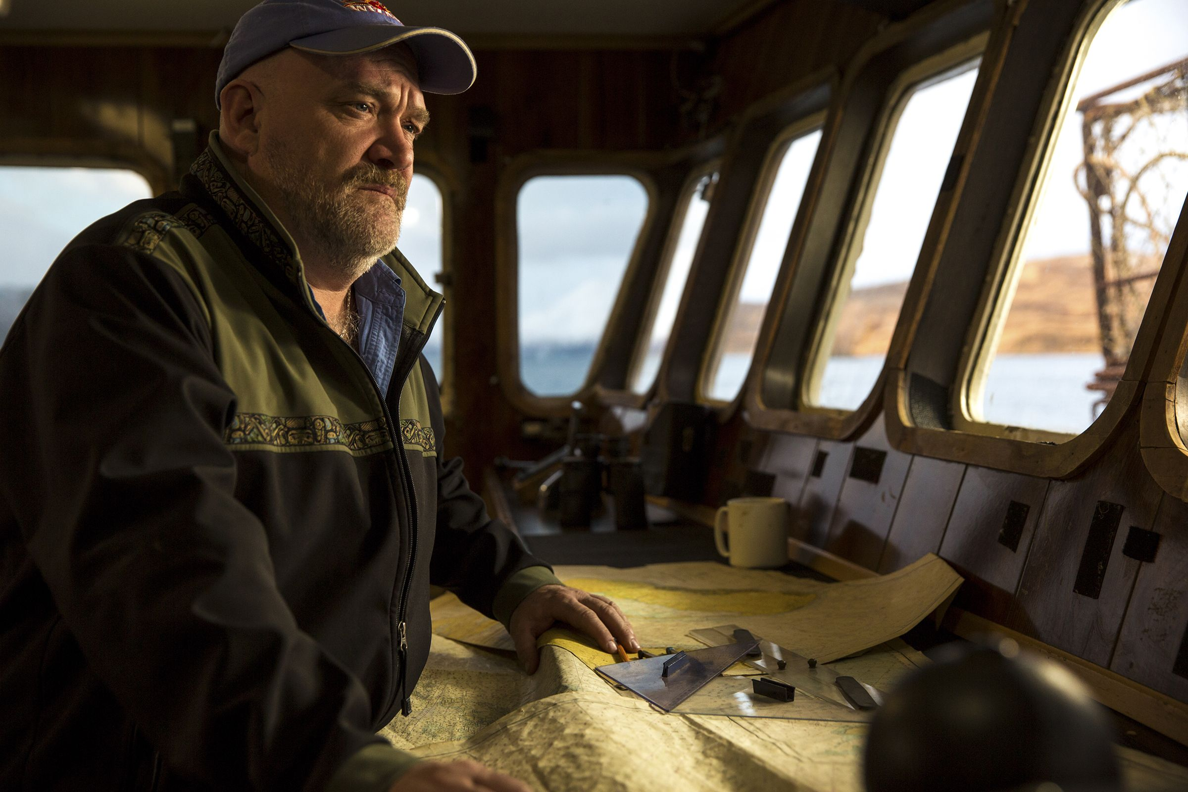 'Deadliest Catch' Captain Keith Colburn's Former Deck Boss and Mentor Has Died at 66