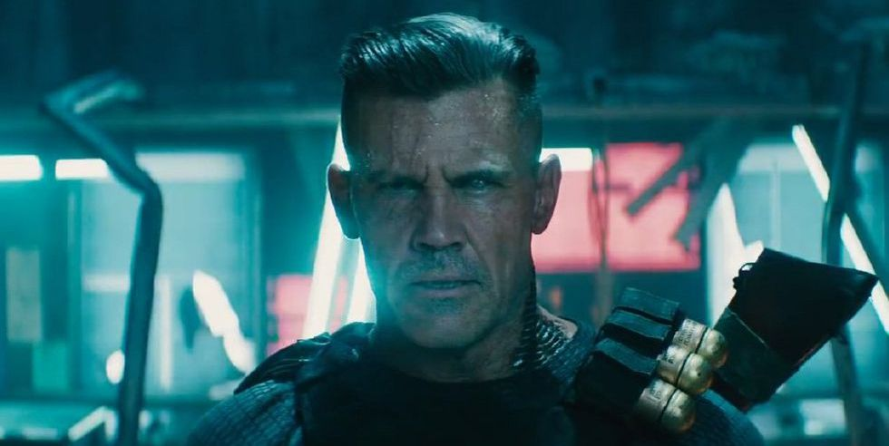 Get Built Like Josh Brolin With This Intense Back Workout