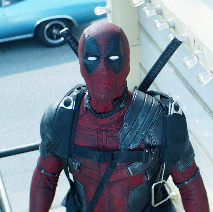 Avengers: Endgame's Chris Hemsworth welcomes Deadpool to Disney in a very Deadpool way