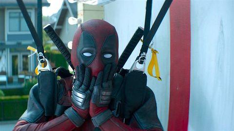 Deadpool, Fictional character, Superhero, Action figure,