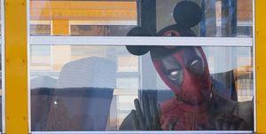Deadpool Disney