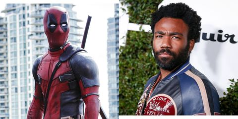 donald glover deadpool donald glovers taylor swift episode was the final straw for his deadpool show