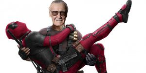 Stan Lee Deadpool