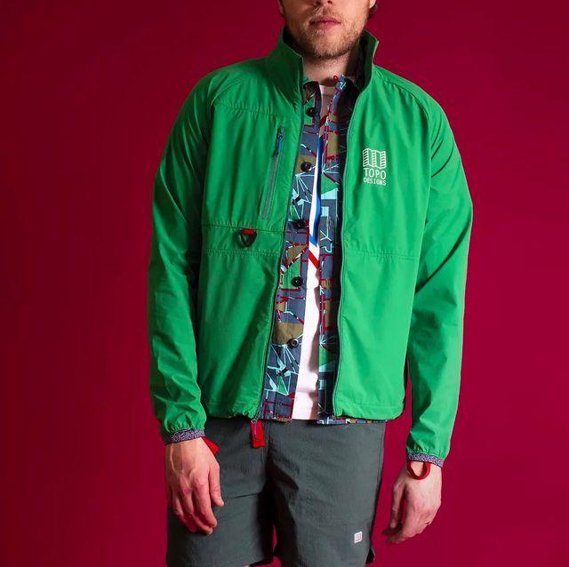 topo jacket