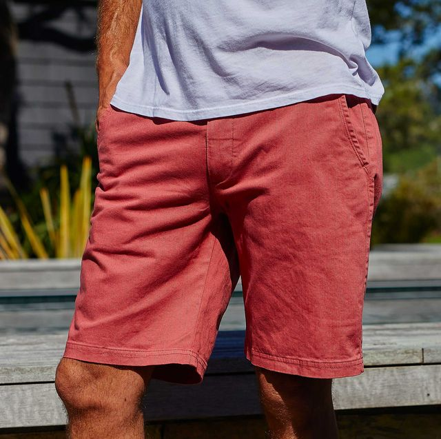 huckberry coral shorts