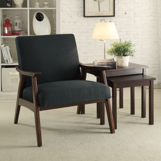 a living room chair