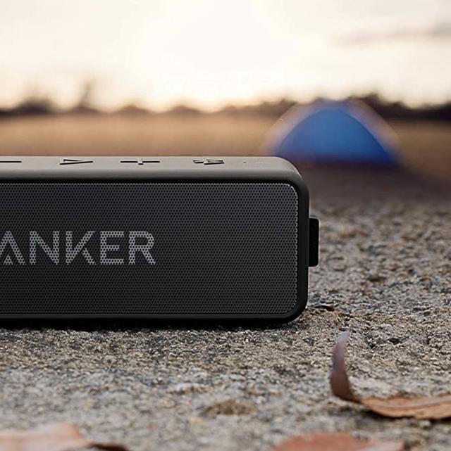 a bluetooth speaker