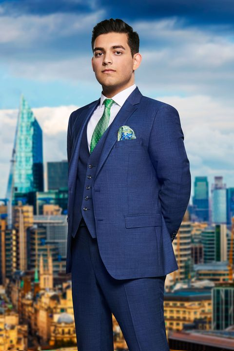 Dean Ahmad, The Apprentice 2019 candidate