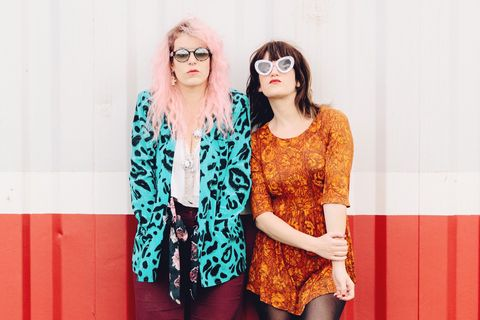 Deap Vally Critic Video