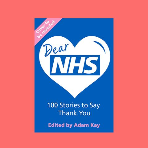 Dear NHS Charity Book of Celebrity letters