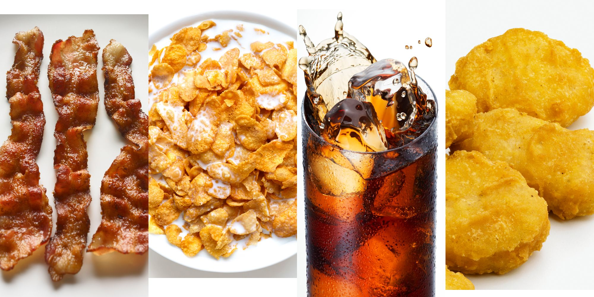 Chicken Nuggets, Cereal, and Bacon Cause Cancer, According