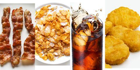 Cuisine, Dish, Food, Ingredient, Junk food, Fried food, Produce, Vegetarian food, Recipe, American food,