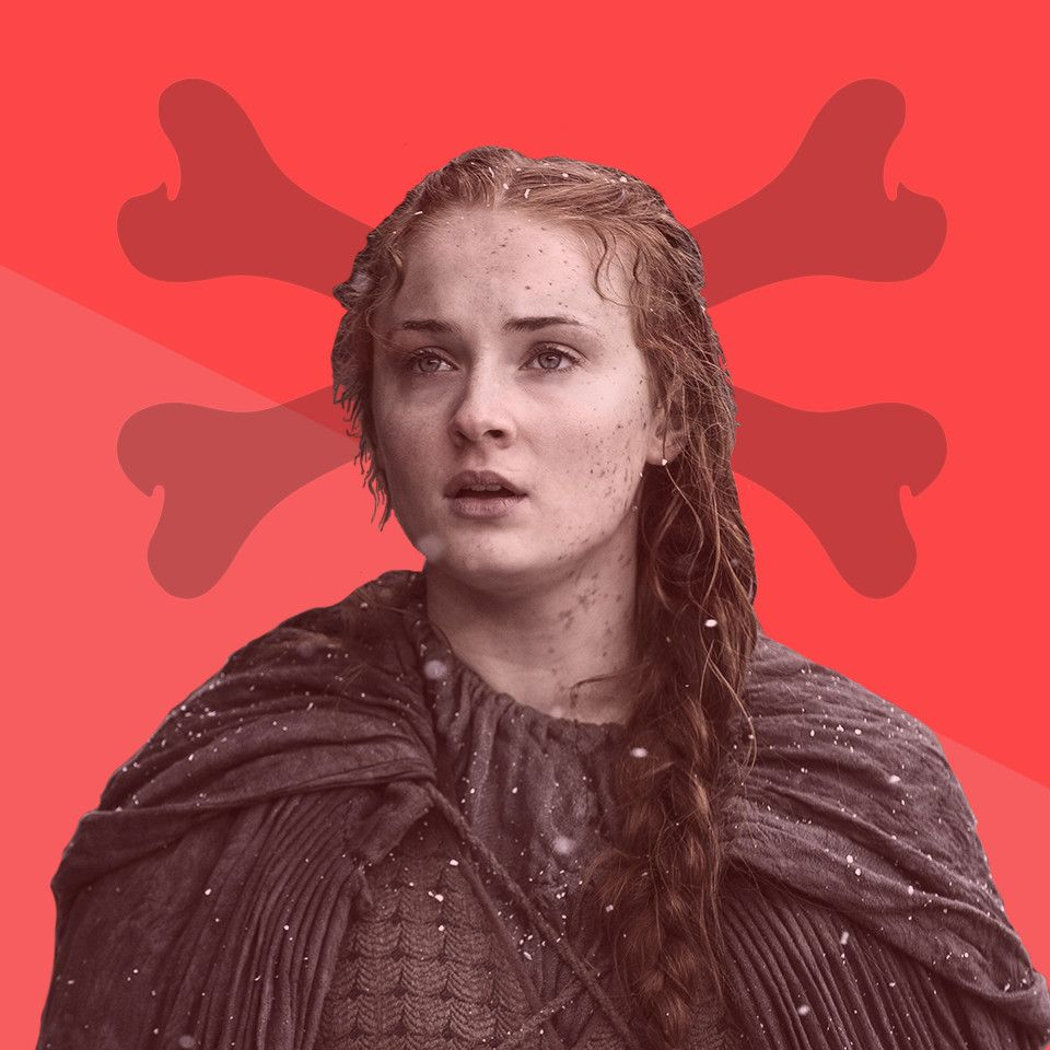 Sansa Stark's Death in Game of Thrones Season Eight Will Be the Cruelest Fate