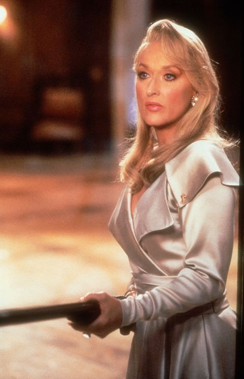 meryl streep in de film when death becomes her