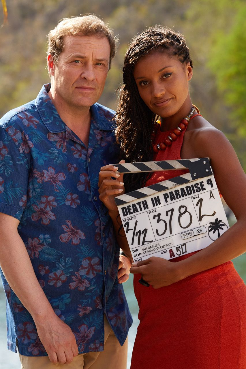 Death in Paradise's new series premiere date has been confirmed