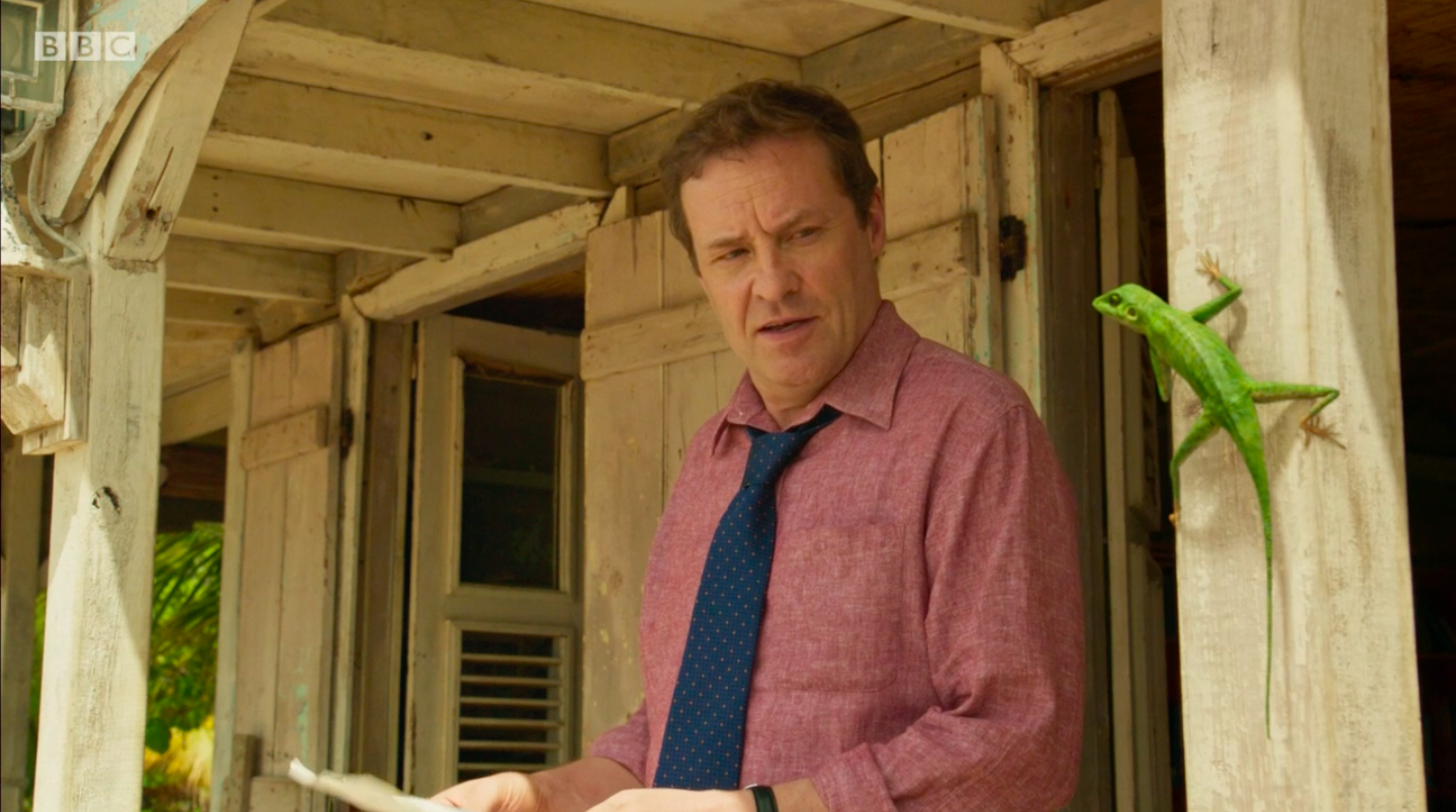 Death in Paradise's DI Jack Mooney faces a huge decision as Ardal O'Hanlon exit looms