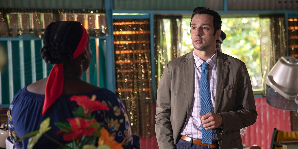 Death In Paradise star Ralf Little is already preparing for series 10