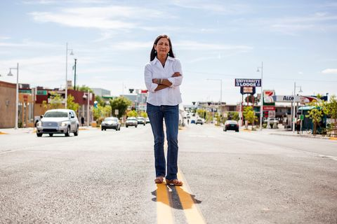 New Mexico's Deb Haaland Could Be the First Native American Congresswoman