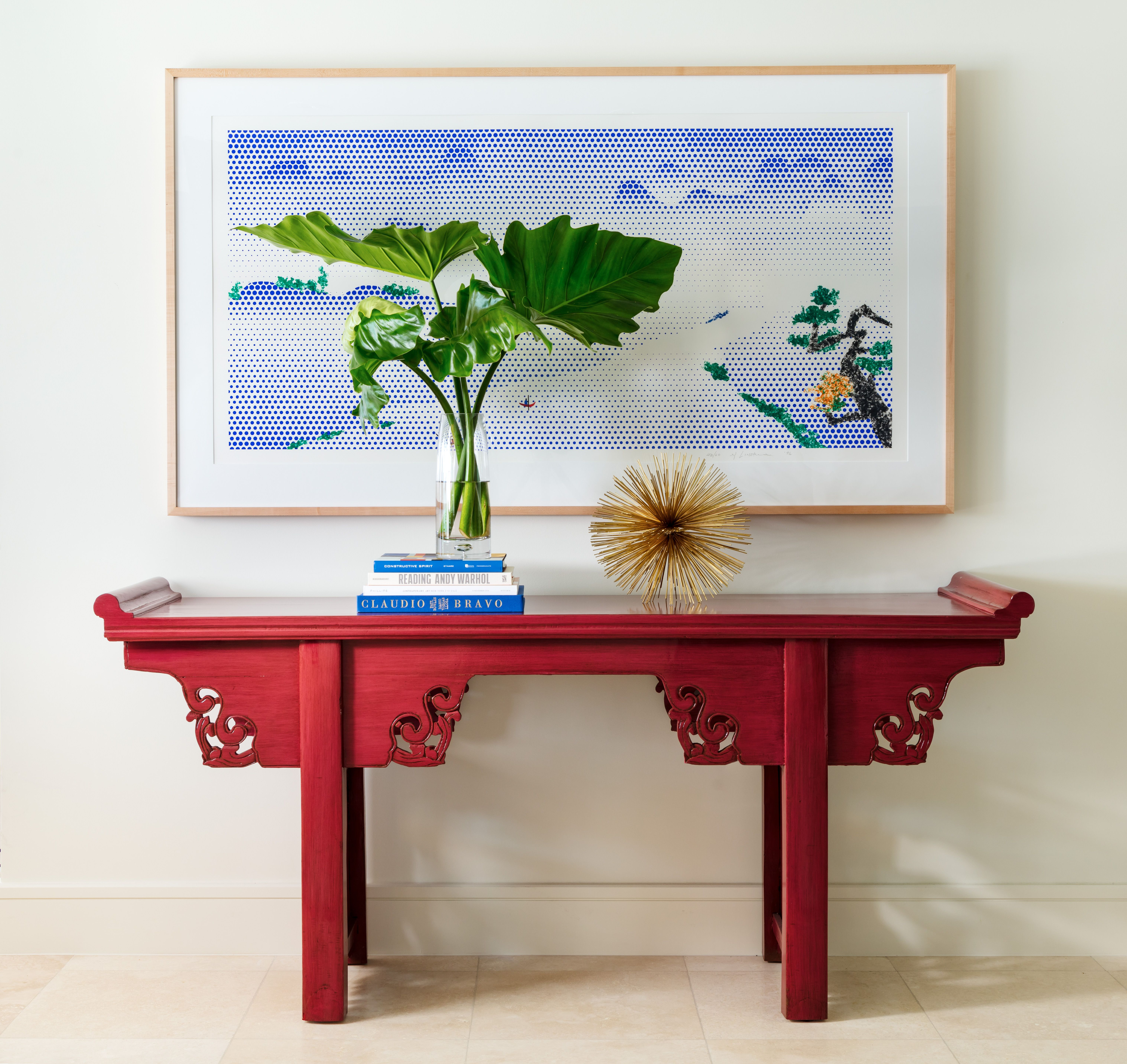 30 Creative Ideas For Styling A Console Table How To Style A Console Table