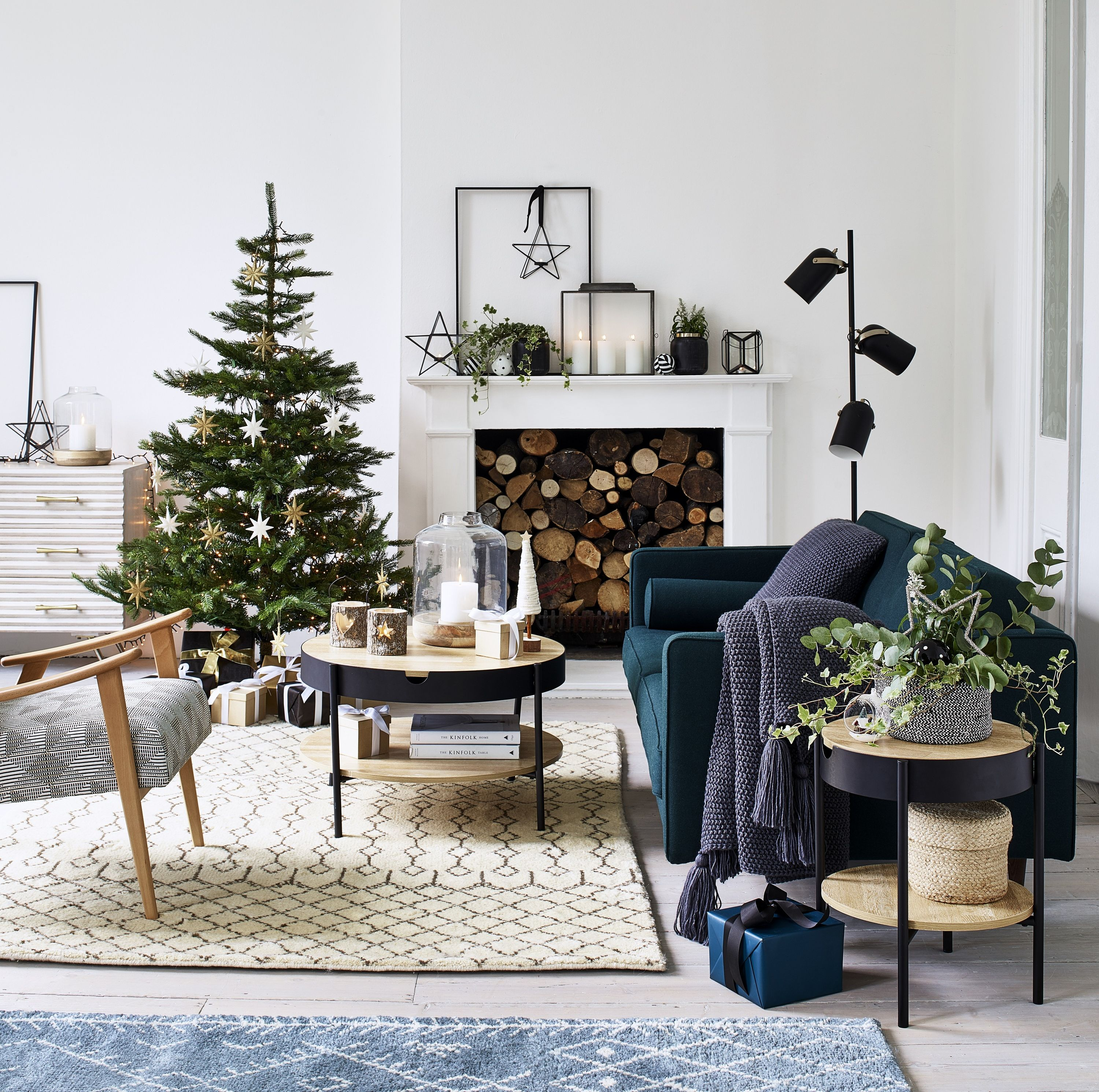 Christmas decor ideas for each key room in your home