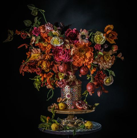 Julie Simon Cakes Sugar Flowers