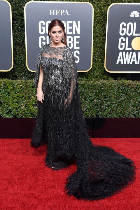 c98aeb9c73 Golden Globes 2019 Best Dressed Celebrities from the Awards  Red Carpet