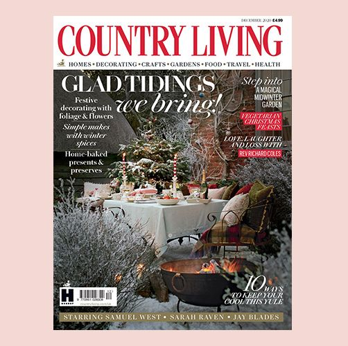 country living december