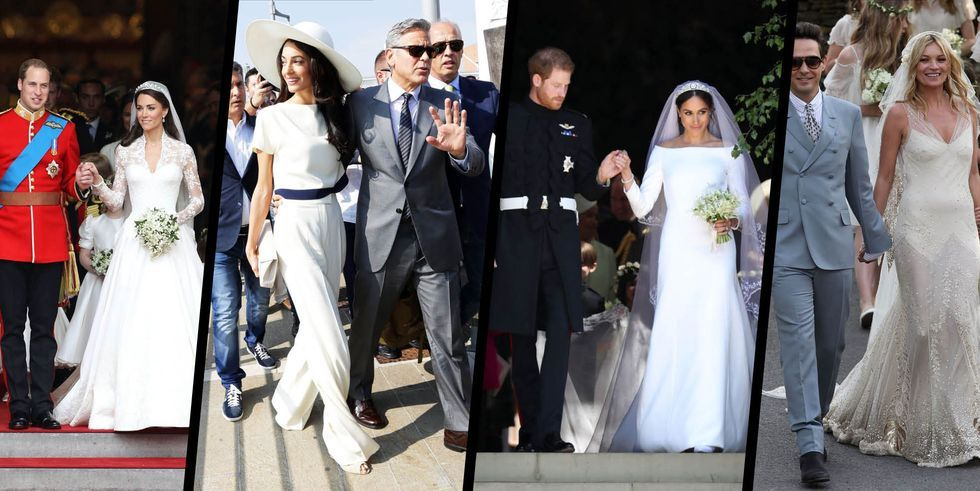 20 Of The Best Celebrity Wedding Dresses Of The Past Decade
