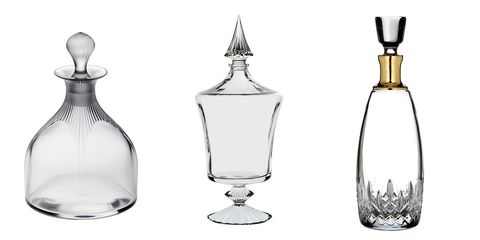 11 Best Wine Decanters For 2018 Stylish Glass Crystal Decanters