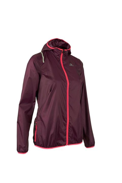 cheap sportswear - KALENJI RUN WIND WINDPROOF WOMEN'S RUNNING JACKET