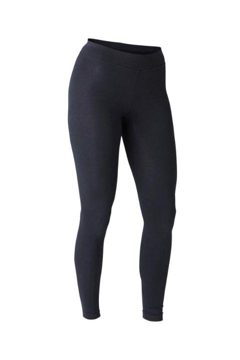 0fa71205 cheap sportswear - DOMYOS 500 FIT+ WOMEN'S SLIM-FIT PILATES & GENTLE GYM  LEGGINGS