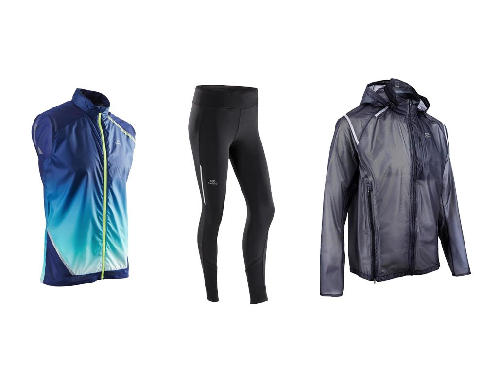 Decathlon launch autumn and winter running apparel