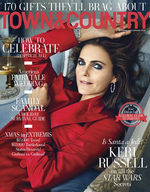 Keri Russell On Being In Star Wars Rise Of Skywalker And Life After The Americans