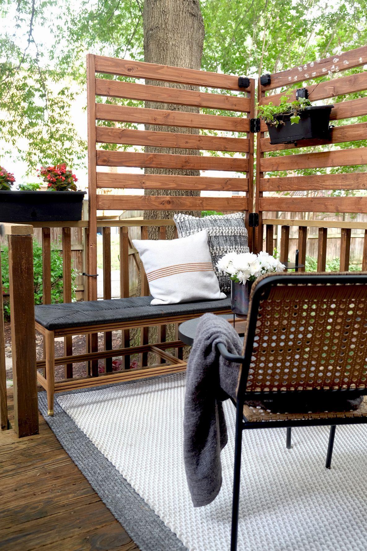28 Creative Deck Ideas Beautiful Outdoor Deck Designs