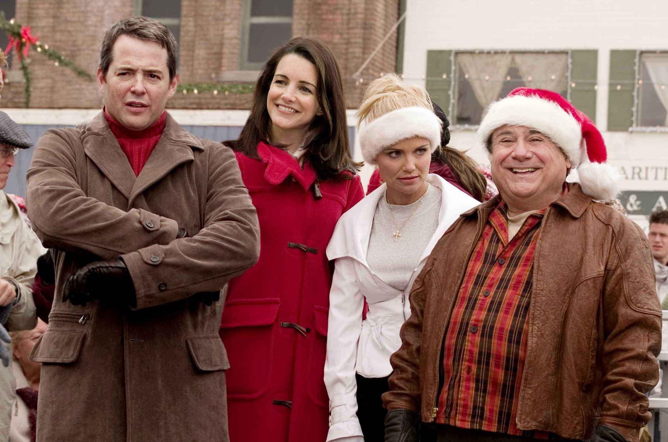 Netflix Kerst films Deck the Halls