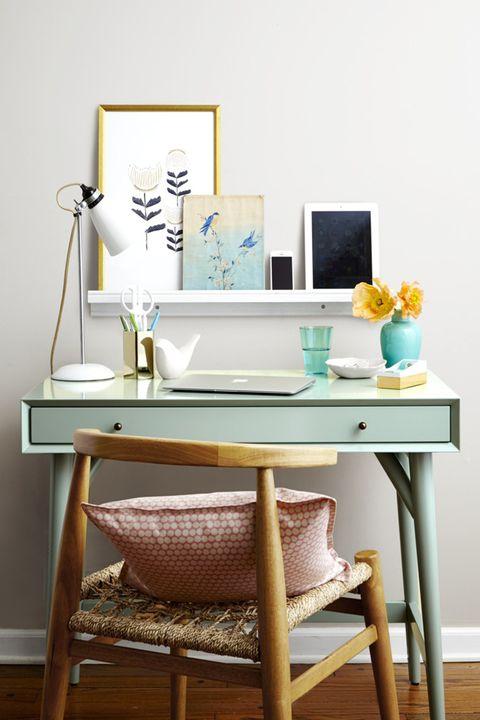 cord-free desk