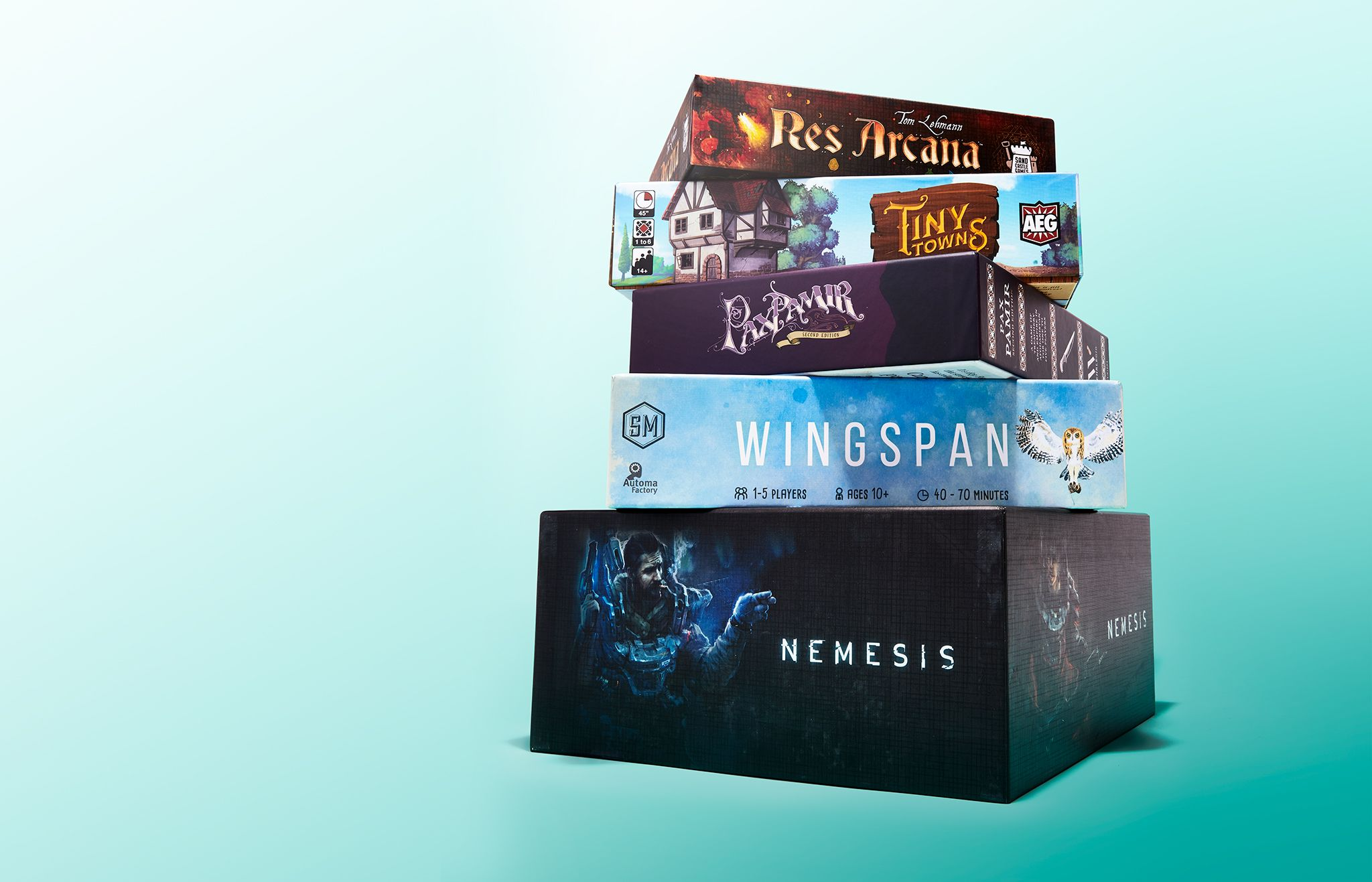The Best Board Games of 2019